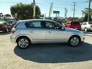 2007 Holden Astra AH MY07 CDX Silver 4 Speed Automatic Hatchback Bayswater North Maroondah Area Preview