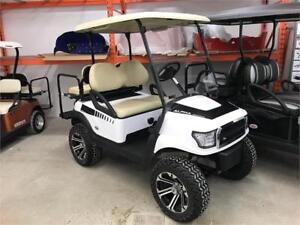 NO TAX 2010 Club Car Precedent Golf Cart Alpha EDIT White