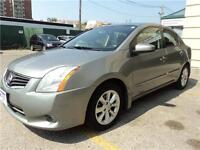 2010 Nissan Sentra 2.0 SL CLEANCARPROOF, ACCIDENT FREE, CERTIFIE