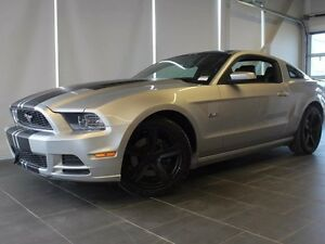 2014 Ford Mustang GT-Heated Leather Seats-Backup Sensors Regina Regina Area image 1