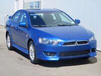 2010  Lancer 2.0 L Auto Heated Seats! Only 58000km Allum Wheels!