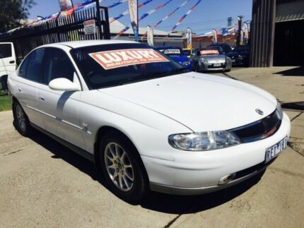 2002 Holden Calais VX II 4 Speed Automatic Sedan Brooklyn Brimbank Area Preview