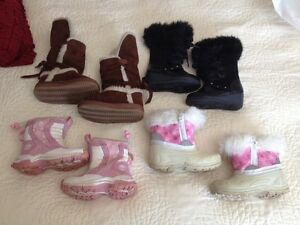 Boot Lot (Size 5 & 6)