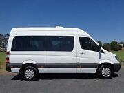 2013 Mercedes-Benz Sprinter NCV3 MY13 Transfer White 7 Speed Sports Automatic 4D Bus Erina Gosford Area Preview
