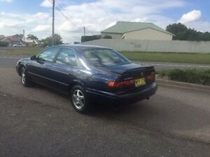 2000 Toyota Camry MCV20R Touring Botany Blue 4 Speed Automatic Sedan Kurri Kurri Cessnock Area Preview