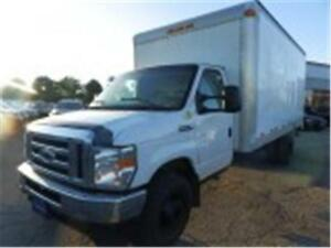 2008 Ford Econoline E450,,OVER 15 COMMERCIAL VANS TO CHOICE FROM
