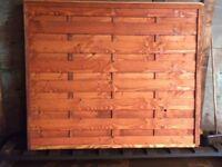 Windbreaker Fence Panels