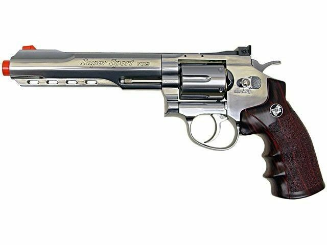 WinGun Full Metal Co2 Airsoft Revolver