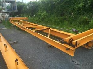 Pont roulant 5 tonnes, 32'