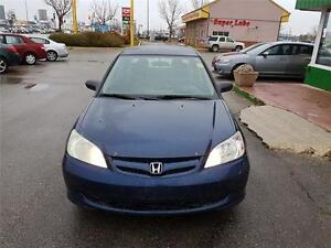 """2004 Honda Civic Sdn DX-G """"NEW SAFETY"""", GREAT CONDITION!!!!"""