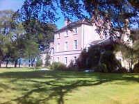 2 Storey Flat on 1800's refurbished mansion House