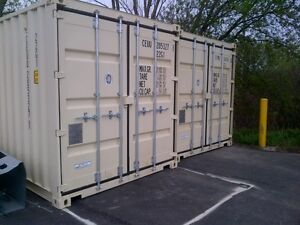 We deliver 40ft steel sea storage shipping containers Cambridge Kitchener Area image 3