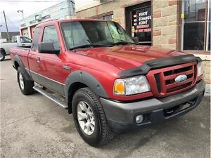 2007 FORD RANGER 4X4 OFFROAD IMPECCABLE A-1 10995$