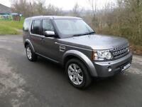 Land Rover Discovery 4 3.0TDV6 ( 242bhp ) 4X4 Auto 2010 XS
