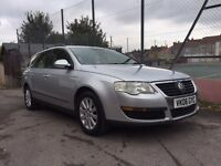 Volkswagen Passat 1.6 FSI S Auto 5dr,Estate,New MOT. Contact me: 07407851698