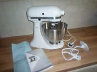 KITCHEN AID STAND FOOD MIXER