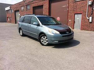 2004 Toyota Sienna 7PASS / A/C / CRUISE CONTROL / GROUPE ELEC