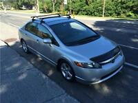HONDA CIVIC 2007 AUTOMATIQUE FULL AC MAGS 115000KM
