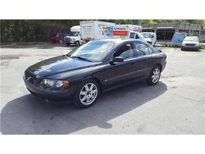 2004 VOLVO S60 2.5 AWD-----------CUIR*TOIT*MAGS