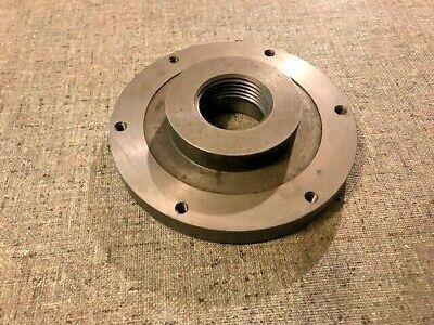 T951 Buck Chuck 1-34 8 Adapter Plate For 6 Adjust-tru Chucks Pratt Burnerd