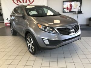 2013 Kia Sportage EX AWD 2.4L *HEATED CLOTH FRONT SEATS/BLUETOOT