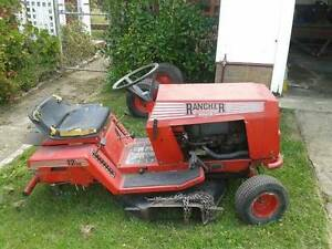 Rover Rancher ride on mower Katoomba Blue Mountains Preview
