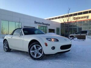 2007 Mazda MX-5 GX Convertible, Keyless Entry, Cruise Control, A
