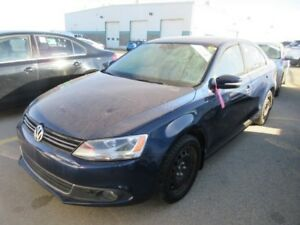 2013 Volkswagen Jetta TDI Comfortline 6spd, No Accident