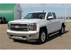 Chevrolet Silverado 1500 Double Cab LT 4X4*Backup Camera-Nav*