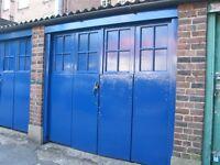 Garage to let Quadruple size