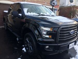 "2016 Ford F-150 SuperCrew 4X4 Pickup Truck ! ""IMMACULATE"""
