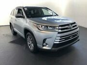 2017 Toyota Kluger GSU50R GXL 2WD Silver Sky Steptronic Wagon Clemton Park Canterbury Area Preview