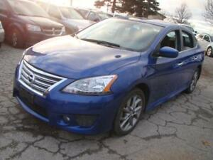 2015 NISSAN SENTRA  - NAVIGATION * CERTIFY * SUNROOF * AUTO