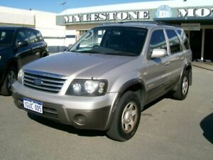 2007 Ford Escape ZC 2.3 4CYL XLS Silver Automatic Wagon Wangara Wanneroo Area Preview