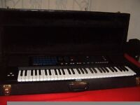 rowland e15 synth keyboard free postage uk only