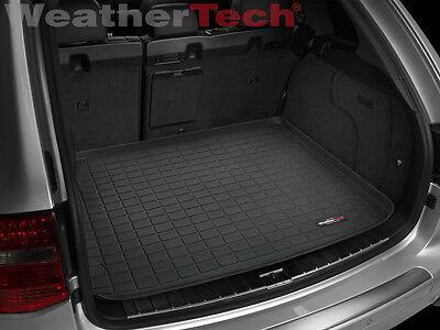 WeatherTech Cargo Liner Trunk Mat for Porsche Cayenne/VW Touareg - Black