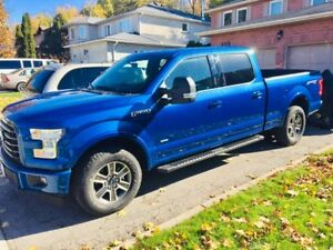 2017 F-150 XLT SPORT- MINT!!! LESS THAN 15,000 KM!!