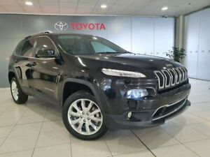 2014 Jeep Cherokee KL MY15 Limited 9 Speed Sports Automatic Wagon