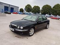 Jaguar X-type 2.1L CK52 URE PETROL MANUAL 2002/52
