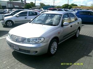 2004 Nissan Pulsar N16 MY04 ST-L Silver 4 Speed Automatic Sedan Coopers Plains Brisbane South West Preview