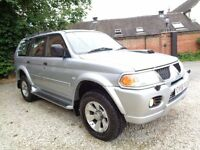 *** IMMACULATE EXAMPLE 2006 56 MITSUBISHI SHOGUN SPORTS EQUIPPE FMDSH ***
