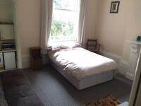 SB Lets are delighted to offer a large fully furnished studio flat for short term let in Hove.