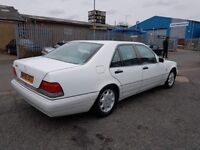 Mercedes S280 Auto W140 Business Edition very rare in this days
