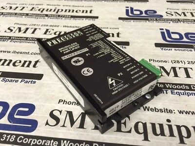 Advanced Motion Controls Brushless Servo Amplifier - B12a6l-pv4 Wwarranty