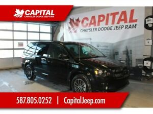 2017 Dodge Grand Caravan CVP/SXT | Cloth | UConnect | Back Up Ca