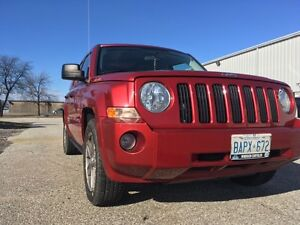 2007 Jeep Patriot low KMs