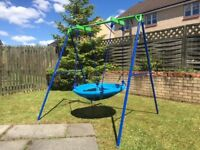 Brand New All weather Sportspower Saucer Swing RRP £90