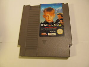 Home-Alone-2-Game-For-Nintendo-NES-Cartridge-Only-Fully-Working