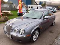 JAGUAR S-TYPE 2.7d V6 SE 4dr - Drives 100% - Looks 100% - Fantastic Colour & Spec!! (grey) 2007