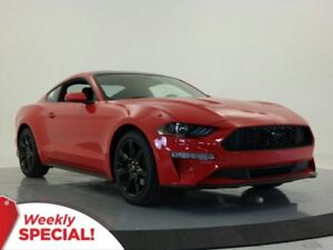 2018 Ford Mustang EcoBoost - Black Appearance Pack, Remote Start